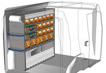 Vans equipment Combo DO-1211-P2