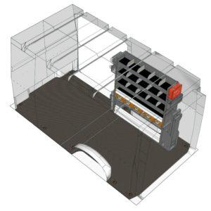 AllestimentoVolkswagen Crafter L3 H2