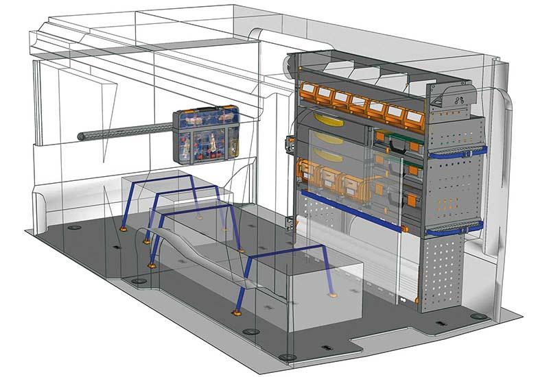 Equipamientos Peugeot Expert Professional EX L2LH1 P2