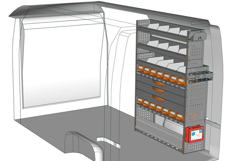 Vans equipment Master MA 1217 P2