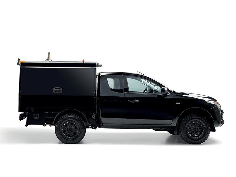 Camioneta taller movil - Store Van
