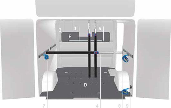 Podłoga Peugeot Expert Safety floor