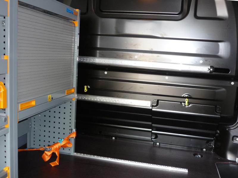 Scaffali per furgoni Citroën Jumpy