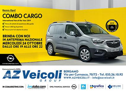 Store Van, presentazione del nuovo Opel Combo
