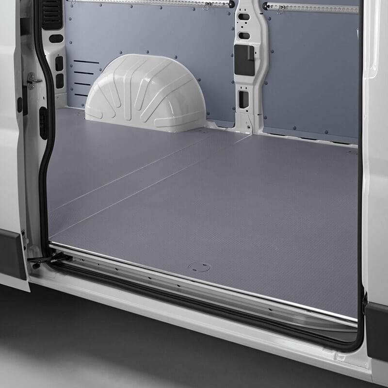 Van Flooring And Interior Panelling Store Van