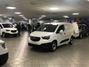 Anteprima del nuovo Combo Cargo con allestimento Store Van