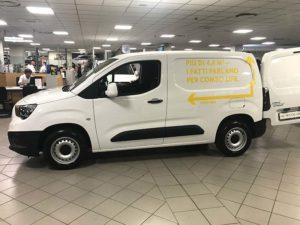 Nuovo Opel Combo Cargo