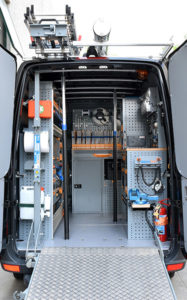 Sprinter Mercedes Mobile workshop