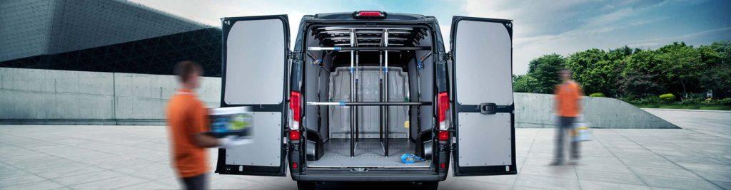 Pianali per furgoni Store Van