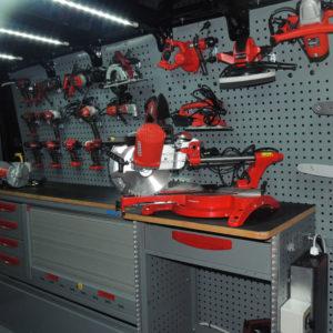 Allestimento Store Van Crafter Volkswagen