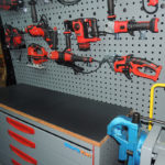 Customised fitting solution for Einhell's demo vehicle
