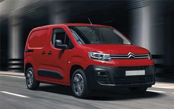 Allestimento furgoni Citroën Berlingo