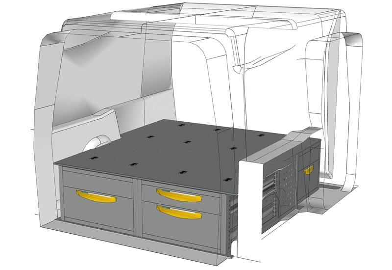 Fahrzeugeinrichtungen Combo PA 0350 02