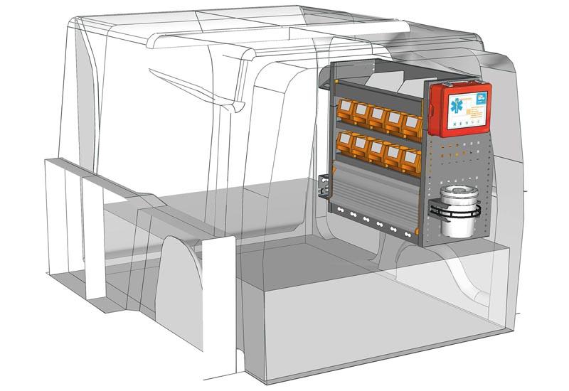 Fahrzeugeinrichtungen Combo PA 0707 02