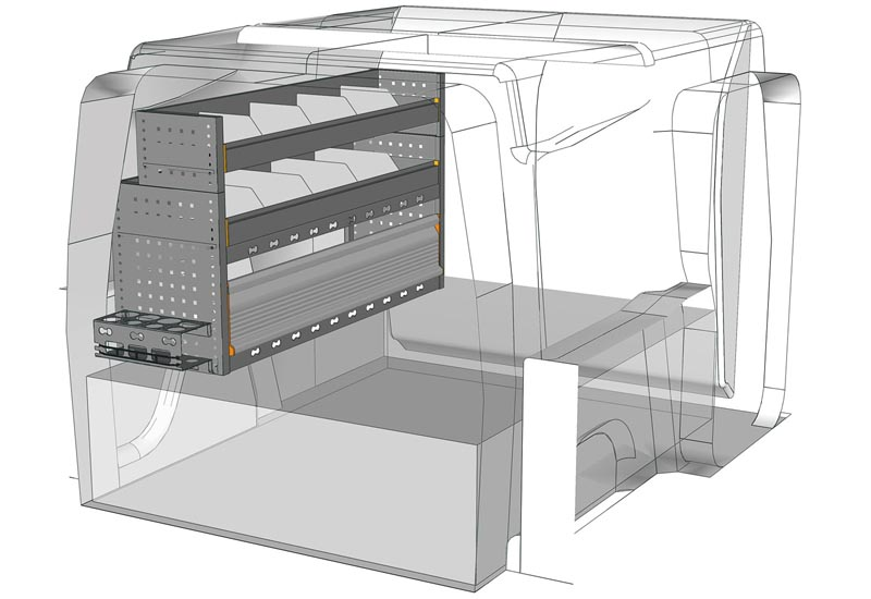 Fahrzeugeinrichtungen Combo PA 1207 02