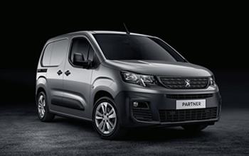 Equipamientos furgonetas Peugeot Partner