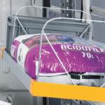 Ripiani per furgoni con portata 80kg/120kg