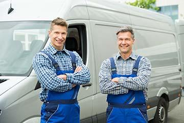 Allestimento furgone per Manutenzioni