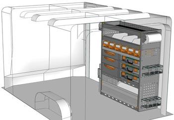 Vans equipment Talento TA-1012-P3