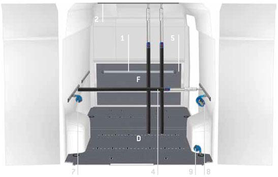 Plancher Transit Safety Floor